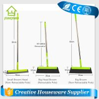 Household Cleaning Broomstick/ New Product Material EVA 180 Degree Floor Magic Clean Broom (FY1030)