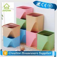 [FANCYARD] Household Garbage Bin/ New Product Fashion & Modern Home House Office Sortable Trash Bin Dustbin (FY1050)