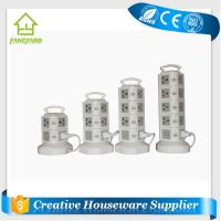 [FANCYARD] High Quality Multi Functions USB Extension Plug Universal Outlet Vertical Socket (FY1022)