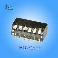 PIANO  SMD Type DIP switches