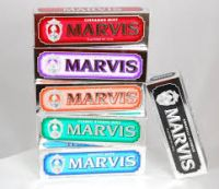 Marvis toothpaste from Italy
