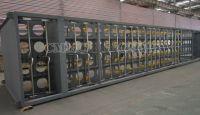 air intake filtration system module