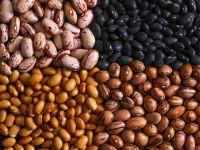 Sugar, rice and beans