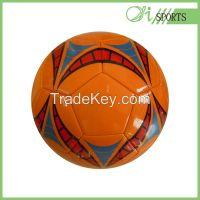 In bulk futbol factory PU/PVC soccer ball/football