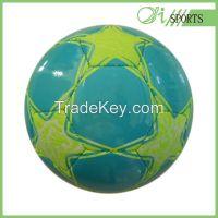 high quality PU/TPU custom print soccer ball/football