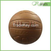 high quality vintage soccer ball