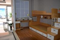Customized High Quality Double Deck Bed