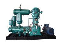 Piston hydrogen compressor