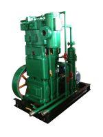 Reciprocating nitrogen compressor