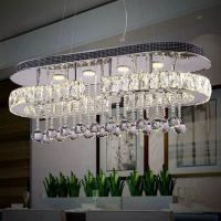 Concise European Style Crystal Light