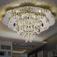 Modern Crystal Light For Home Using