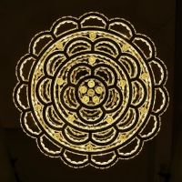 Crystal Ceiling Light Chinese Style Light Decoration
