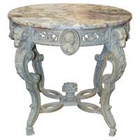 19th Century French Neoclassical Occasional Table
