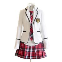 wholesale 2016 fashion style korean japanese high school uniforms