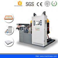 PU Medium Temperature polyurethane elastomer car air filter machine