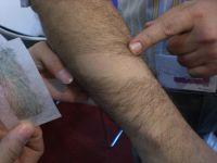 Body Waxing Strips for sensitive skin