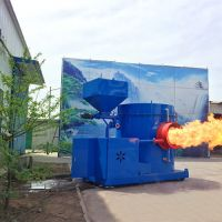 High Efficiency Wood Pellet Burner