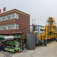 Biomass & Msw Gasification Power Plant
