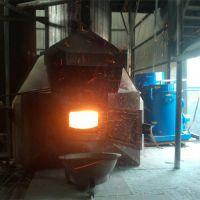 Wood pellet burner on sale