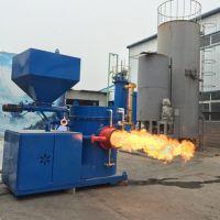 High-efficiency wood pellet burner