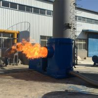 Heat Resistant Biomass Sawdust Burner
