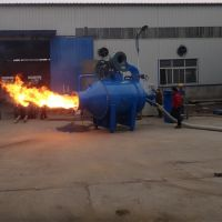 High Quality Biomass Wood Powder Burner