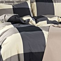 Cotton printing bed sheet and quilt cover (1.5m )