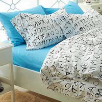 Cotton Bed Sheet And Quilt Cover 2.0m
