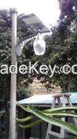 Energy Saving Solar Street Apple light 1.0