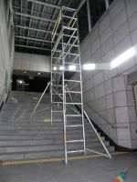 Safety Scaffolding