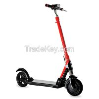 JQ Foldable Lightweight Adult Electric Scooter with Li-Ion Battery, Kic