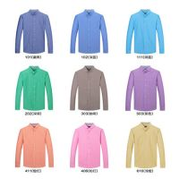 100% cotton 180g men's shirt