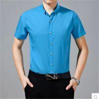 Customized 160g 100% Cotton Fabric Shirt