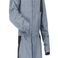 100% cotton Coverall with contrast colors