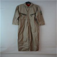 Customized High Quality 260g Cotton Work Overall