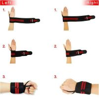 Wrist support Sports guard protective Wrist brace