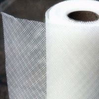 Industry plastic extruded vacuum infusion resin flow mesh