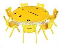 cartoon study kindergarten baby furniture