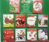 Custom Mini Small christmas greeting cards