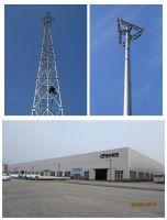 Telecommunication tower manufacturer