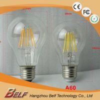 Filament led bulb  A67, antique filament light bulb, victorian style vintage led filament bulb