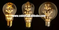 LED Filament Lamp/Flexible LED Bulb /Globe G80 G95 G125 4W 6W 8W CE