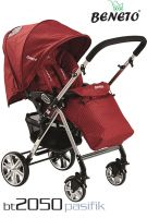 Beneto BT-2050T Double side Aluminum Travel System Baby Stroller