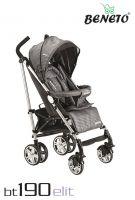 Beneto BT-190T Buggy Aluminum Travel System Baby Stroller