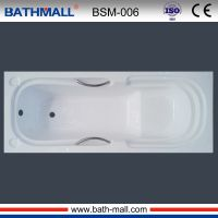 Acrylic drop in bathtub for best price