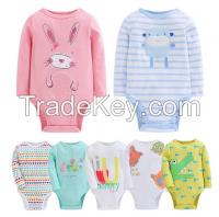 Cotton Baby Girl Clothes
