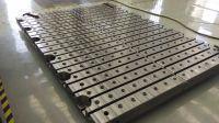 cast iron T-slot plate