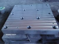 cast iron T-slot plate