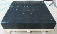 Granite Surface Plate, V-block, Master Square, Mechanical Component