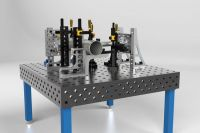 three dimensional star welding platform,3D welding tables,The three dimensional flexible welding platform